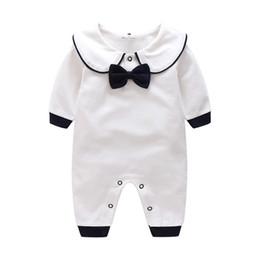 Infant Sleepwear Summer Australia - good qulaity summer baby boys girls rompers newborn cotton sleepwear fashion pajamas clothing infant girls casual homewear jumpsuits