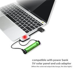 $enCountryForm.capitalKeyWord NZ - ADEASKA A10 18650 Battery Charger for Li-ion Batteries Multifunction Magnetic USB Charger Mini Charging Discharging Power Bank
