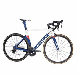 bike complete UK - Best selling aero racing R05 frame carbon fiber bikes TRP staigh lock brakes T741 complete carbon road bike