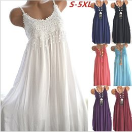 Hot Sexy White Dresses Australia - Women summer sling dresses floral sleeveless sexy printed long skirts hot sell sling skirt free shipping