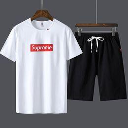 $enCountryForm.capitalKeyWord Australia - QC8832 mens designer tracksuits women jumpsuits bodysuit Combination of new shorts and short sleeves mens designer t shirts polo shirts men