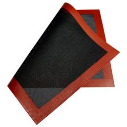40X60 cm Non-stick Silicone Perfurado Tapete De Cozimento Forno Mat Cookie Com Buracos Crispy Muffin Tapete De Silicone venda por atacado