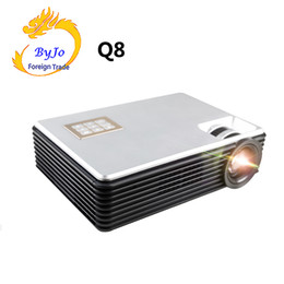$enCountryForm.capitalKeyWord Australia - 2019 NEW ByJoTeCH Q8 Full 1080P 4K 2K Projector Android 7.0 Proyector WIFI Bluetooth 5000 lumens Home Theater