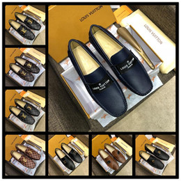 Real Fur Shoes Australia - Hot Soft Leather Men Sandals waterproof Brand Flats Shoes Korean Version Daily Breathable Feet Lazy Casual Real Leather Sandals 5-12