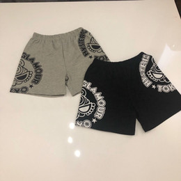 $enCountryForm.capitalKeyWord Australia - Best 2019 summer hot sale kids shorts with cotton fabric kids pants unisex cute fashion small people print children shorts