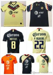 b3d534ae1 10 or more free DHL America soccer jersey Mexico LIGA MX 2019 20 R.SAMBUEZA  ROMERO Football Shirt 19 20 Thailand quality Camiseta de futbol