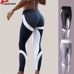 $enCountryForm.capitalKeyWord Australia - Women Sexy Yoga Pants Printed Dry Fit Sport Tight Elastic Fitness Gym Pants Workout Running Tight Sport Leggings Female Trousers
