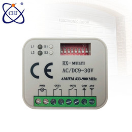 $enCountryForm.capitalKeyWord Australia - Multi 280-868mhz Universal Wireless Control Switch 2ch Relay Receiver Module And Rf 433 Mhz Remote Controls J190523