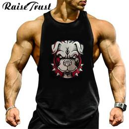 Musculation Men online shopping - musculation vest bodybuilding clothing and fitness men undershirt solid tank tops blank men undershir gyms Plus vest