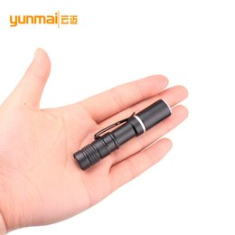 $enCountryForm.capitalKeyWord Australia - Cross Border For New Product Aluminium Alloy Pen Flashlight Xpe Led Strong Light Band Pen Clip Mini- Medical Light Pen