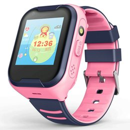remote control vehicle video camera Australia - New Smart Watch With GPS Locator Touch Screen Tracker SOS For Kids Video Chat UK