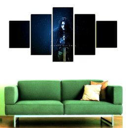Hd Digital Frame UK - Game of Thrones -2,5 Pieces Home Decor HD Printed Modern Art Painting on Canvas (Unframed Framed)
