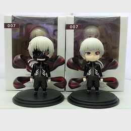 kaneki figure Australia - Tokyo Ghoul 2pcs set Anime Figures Kaneki Kem with Mask PVC Model Toys Action Figurine Collectible Xmas Gift Doll Juguetes Ghoul T200413