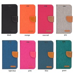Leather Case Iphone Id Australia - Wallet Leather Case For IPHONE X XR XS MAX Samsung NOTE9 S10E S10 S10+ Flip Cover ID Card Slot Pouch Strap