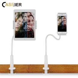 Caseier Универсальный Ipad Ленивый Кровать Настольный Держатель Стенд Tablet Mount Поддержка Tablette Bracket Для Ноутбука J190507