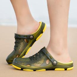 free shipping Designer Sandals Summer Stripped Slippers Men Flip Flops Summer Beach Rubber Shoes Male Flats Sandals Black Blue Army Green