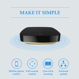 $enCountryForm.capitalKeyWord Australia - Remote Controller Mobile Phone Air Conditioning Transmitter Durable Multifunctional Infrared Automation Smart Home WIFI Mini TV