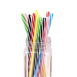 Kitchen, Dining & Bar Home & Garden 30 Pack 9 Inch And 10.5 Inch Bpa-free Reusable Plastic Straws Fit For 20 30 Oz Traveling