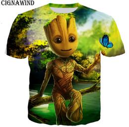 $enCountryForm.capitalKeyWord Australia - Most popular guardians of the galaxy series t shirt men women 3D printed fashion cool t shirt streetwear casual summer tops A29