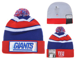 ff70690d6c7197 Men's New York Giants New Royal 2018 Sideline Cold Weather Official Sport  Knit Hat Toasty Cover Pom Cuffed 02