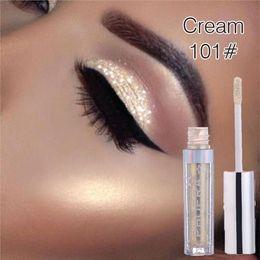 $enCountryForm.capitalKeyWord Australia - Eye Shadow 12 Color Makeup Eye Shadow 1pc Magnificent Metals Glitter And Glow Liquid Eyeshadow 2019 Brand New Product