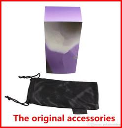 $enCountryForm.capitalKeyWord Australia - Original brand boutique glasses box sports sunglasses box second-generation lightning glasses packaging