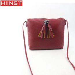 Crochet Tassel Bag NZ - Cheap Popular 2018 New Hot Popular Women Girl fashion Tassel Mini Handbag Shoulder Bag ZDropshipping MAY14