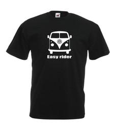 Holidays Jersey UK - EASY RIDER camping holiday birthday christmas present gift Mens Womens T SHIRT TOP Custom Jersey t shirt