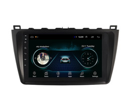 $enCountryForm.capitalKeyWord Australia - Android car GPS with radio map Resolution HD 1024 * 600 multi-touch screen excellent bluetooth microphone for Mazda 6 9inch