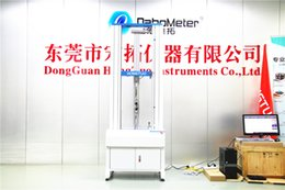 computers test Australia - WDW-10D Professional Supplier Computer Controlling Servo Motor Universal Tensile Strength Testing Machine Excellent Quality