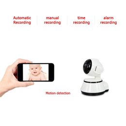 $enCountryForm.capitalKeyWord Australia - Wifi IP Camera Surveillance 720P HD Night Vision Two Way Audio Wireless Video CCTV Camera Baby Monitor Home Security System new