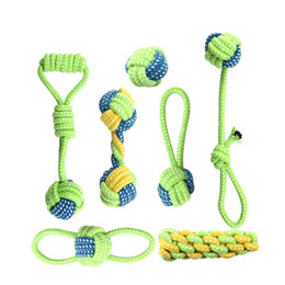 tug toys Australia - Puppy Chew Rope Tug Toys Sturdy Bite-Resistant Small to Medium Dogs Pets Teeth Cleaning Toys wholesale