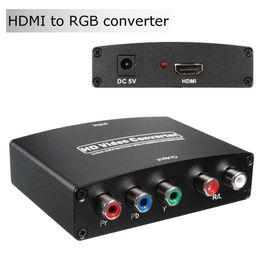 $enCountryForm.capitalKeyWord Australia - 1080P HDMI to RGB Component 5 RCA YPbPr Video + R L Audio Converter Adapter TV