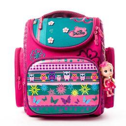 Brand Book Australia - 2019 Delune Factory Outlet Brand Grade 1-3 Boys Girls Cartoon School Bags Orthopedic Backpack 3d Book Schoolbag Mochila Infantil
