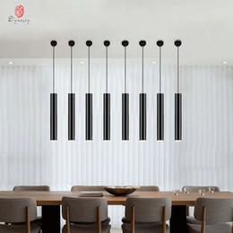 $enCountryForm.capitalKeyWord Australia - Modern Hanging Spotlight Creative Personality Aluminum Pendant Lights Cylinder Spot Light Home Bedroom Cafe Shop Hanging Lights Dynasty