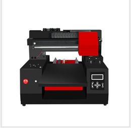 $enCountryForm.capitalKeyWord Australia - Uv printer digital direct spray color printing t-shirt clothing printing cloth t-shirt clothes a3 textile printer