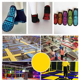 $enCountryForm.capitalKeyWord Australia - trampoline socks The silicone antiskid outdoor socks Fashion movement Breathable absorbent yoga Pilates socks silica gel sock free FEDEX TNT