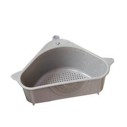 sink bowls 2019 - Kitchen Sink Multifunctional Storage Rack Multi Purpose Washing Bowl Sponge Drain Rack High Quality Plastic Kitchen Orga