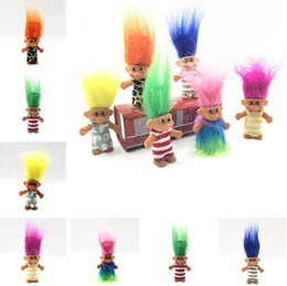 Discount new troll dolls - New Kitchen Tools Troll Doll Bottle Opener PVC Devil Fairy Nostalgia Toy Dolls Opener beer Openers 4851