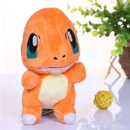 """Top New Toys Australia - Top New 6"""" 15CM Charmander Plush Doll Anime Collectible Dolls Stuffed Best Gifts Soft Toys"""