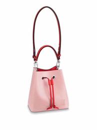 China Womens famous brands designer Fashion handbags crossbody purse TWIST NEONOE shoulder bags Noé leather bucket bag cheap Hobo Satchel suppliers