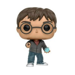 $enCountryForm.capitalKeyWord UK - Funko Pop Harry Potter And The Philosopher's Stone Action Figures Pvc Model Toys Birthday Gift J190513