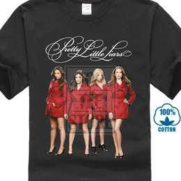 $enCountryForm.capitalKeyWord Australia - The Pretty Little Liars T Shirt Sexy Women Wholesale Discount Men Black T Shirt Characters 3d Tops Tv Tee Christmas Gift Tshirt Friends
