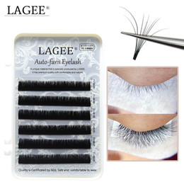 $enCountryForm.capitalKeyWord NZ - LAGEE Easy Fan Eyelash Extensions False Eyelash Blossom Bloom Volume Lash Fast Fan Eyelash Auto Fans Nagaraku Line