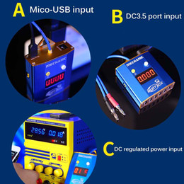 One tOuch cable online shopping - MECHANIC iBoot Box Power Test Cable Battery Power Supply Line for iPhone XR XSMAX XS X P G P P One touch power on Repair