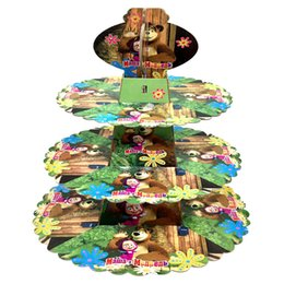 $enCountryForm.capitalKeyWord Australia - a big beatiful theme party cupcake stander party decoration baby shower supplies 1pcs lot