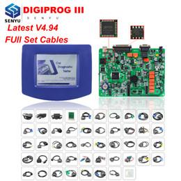 $enCountryForm.capitalKeyWord Australia - Free DHL Digiprog III V4.94 Full set cables DIGIPROG3 Odometer correction Programmer FTDI 93C46 Chip DIGIPROG 3 V4.94 Programmer