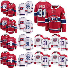 shea cotton Canada - Montreal Canadiens Ice Hockey Jerseys 11 Brendan Gallagher Jersey 31 Carey Price 67 Max Pacioretty 6 Shea Weber 4 Jean Beliveau Stitched