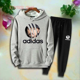 kids portraits NZ - TRAD Children Sports Sets Kids Sets 2-7T Kids Hoodies Pants 2Pcs set Baby Boy Girl Pure Cotton Pant Sets Portrait Designer Spring Set