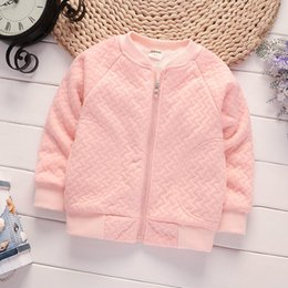 $enCountryForm.capitalKeyWord NZ - good quality girls autumn winter Jackets kids boys casual thick parkas Infant children baby wear cotton shirt late autumn outwear